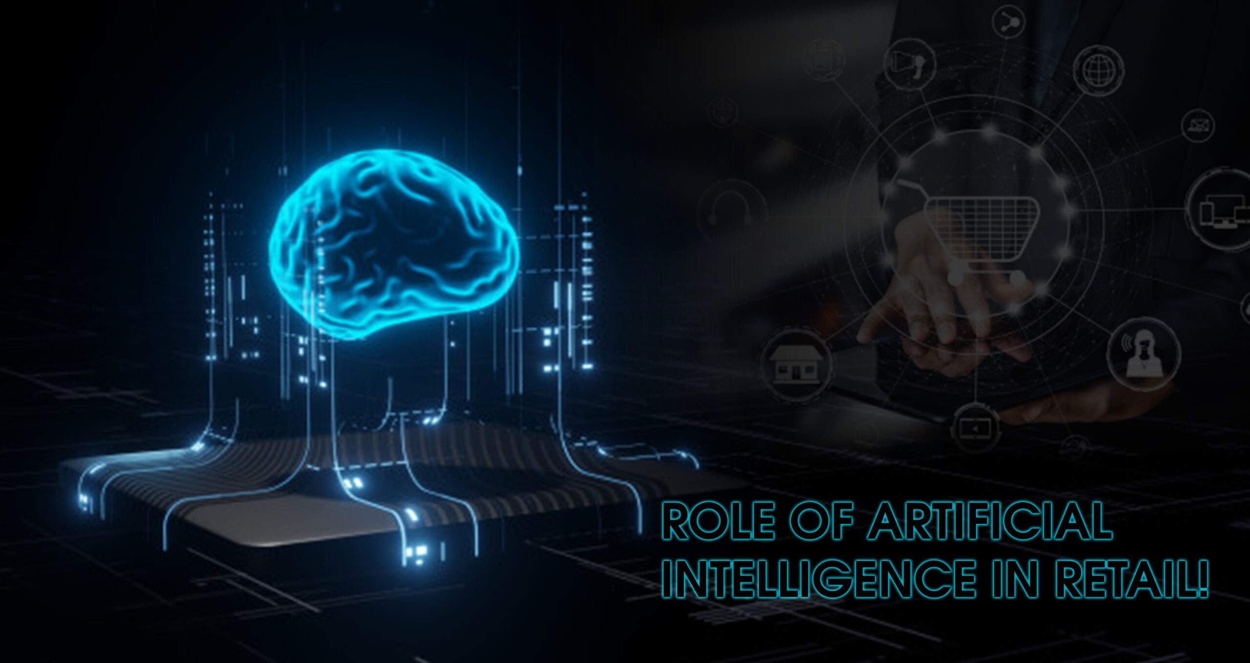 Role of artificial intelligence in retail