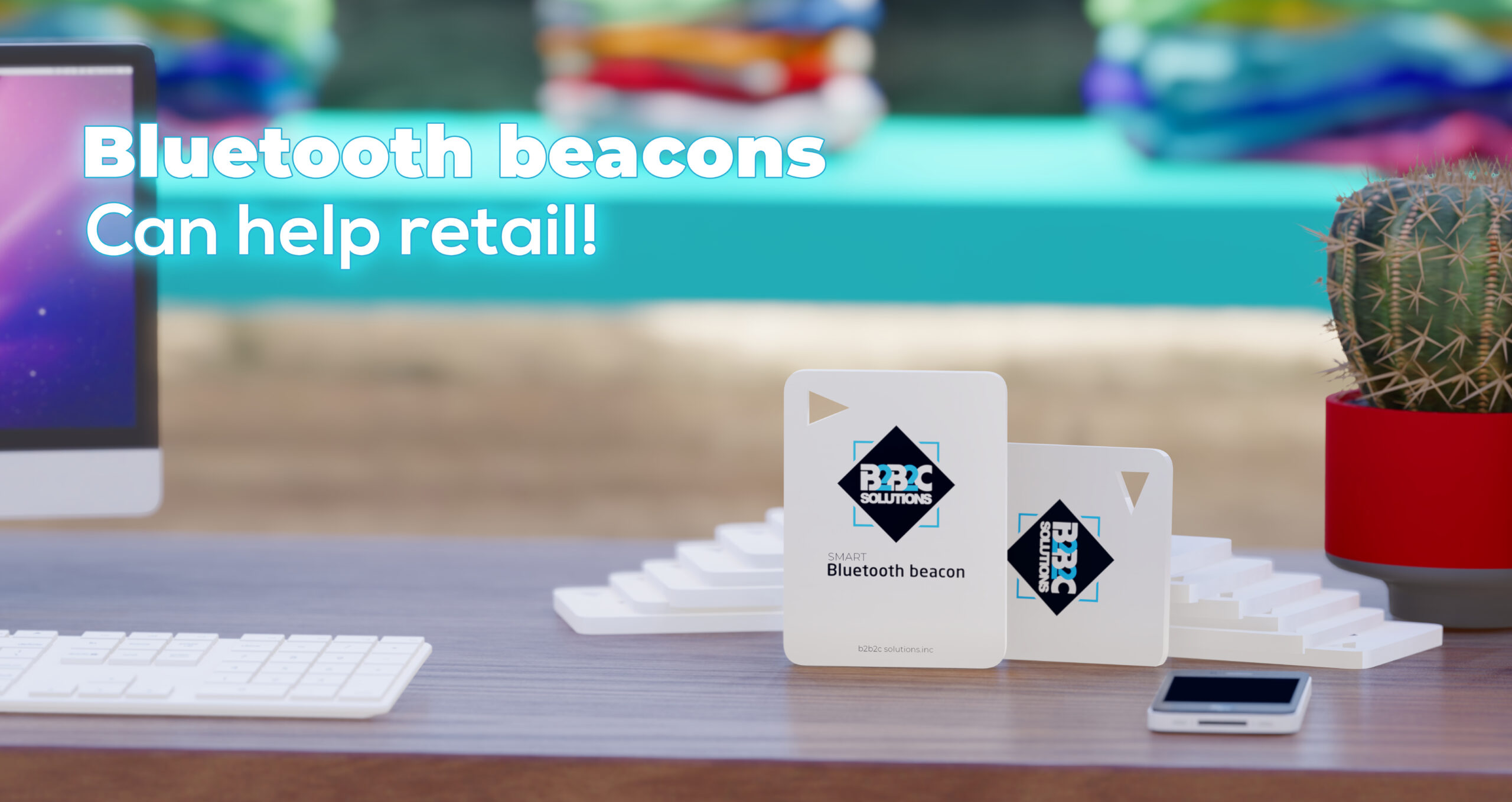 How cost-effective Bluetooth beacons can help retail